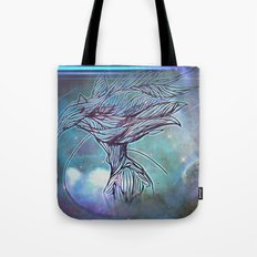 Fly Bird Tote Bag
