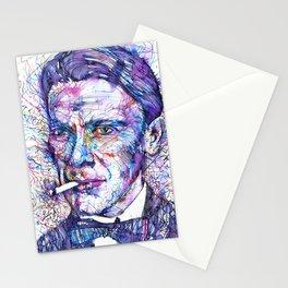 MIKHAIL BULGAKOV - portrait.1 Stationery Cards