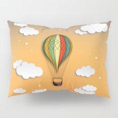 Balloon Aeronautics Dawn Pillow Sham