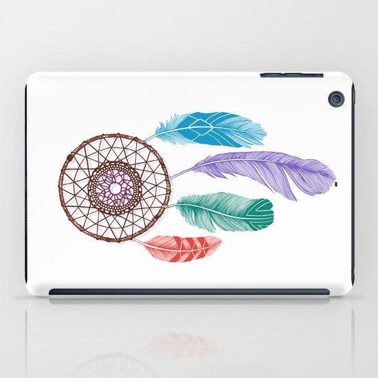 Dream Catcher Multi iPad Case