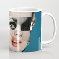goddess Mugs featuring Goddess by Alba Blázquez