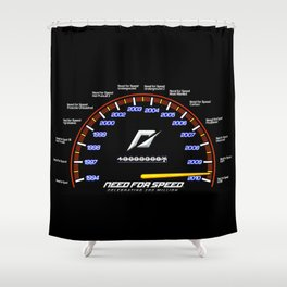 Story Of Nfs Shower Curtain