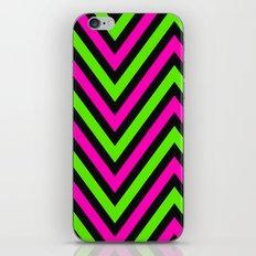 Neon Heights  iPhone & iPod Skin