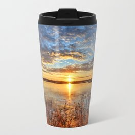 The Ice Over Travel Mug