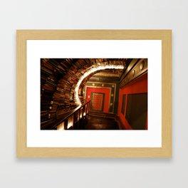 The Last Bookstore Framed Art Print