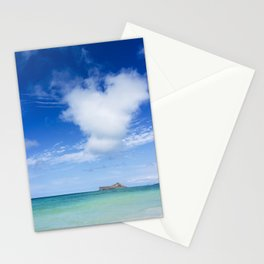Heart Sea Beach - Hawaii Stationery Cards