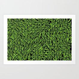 Texture  3 Art Print