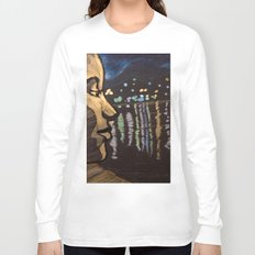 Chill... Lagoon Long Sleeve T-shirt