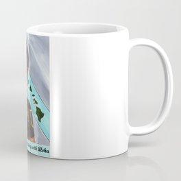 Serving and Protecting with Aloha Coffee Mug
