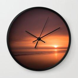 Norfolk - Fresh Start Wall Clock