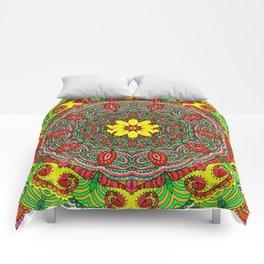 Merriment Comforters