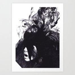 FUME Art Print