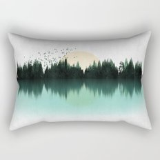 The Sounds of Nature Rectangular Pillow