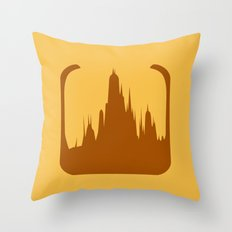 The Day of the Doctor Throw Pillow