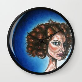 """Force of Nature"" Wall Clock"