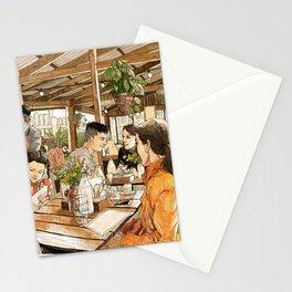 Farm Cafe Stationery Cards