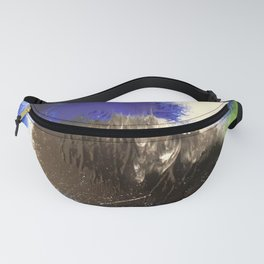 Twisted Calico Two Fanny Pack