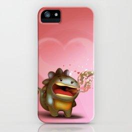 Dragon Love iPhone Case