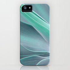 Blue Green Agave Attenuata iPhone (5, 5s) Slim Case