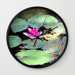 Beijing Imperial garden | Jardin Impérial Wall Clock