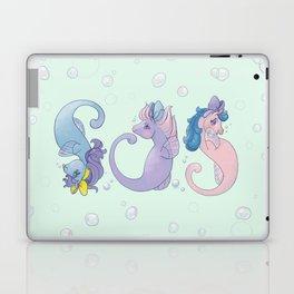 G1 Sea Ponies S.O.S Laptop & iPad Skin