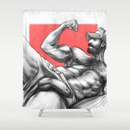 Flex Fantasy Shower Curtain