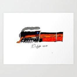 Daylight Limited Art Print