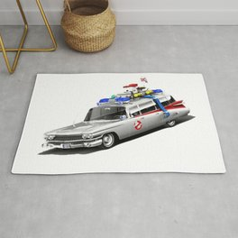 American Ghost Movie Icon Rug