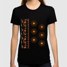 Design of Sun Flower T-shirt