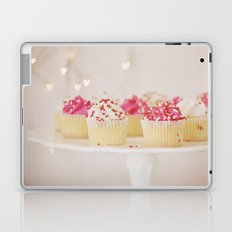 I Heart Cupcakes! Laptop & iPad Skin