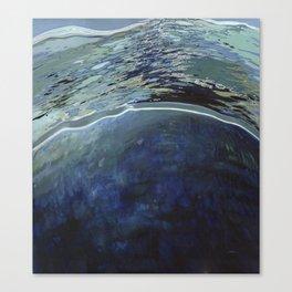 Deep Ocean Vast Sea Canvas Print