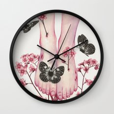 It Aches III Wall Clock