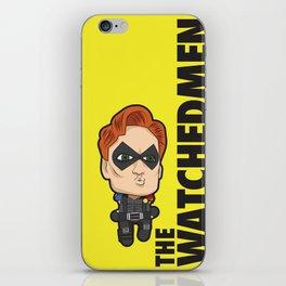 Watchedmen iPhone Skin