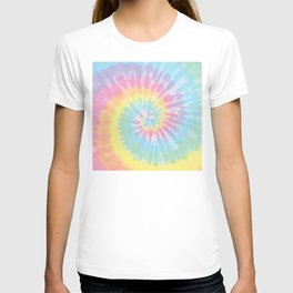 Pastel Tie Dye T-Shirt