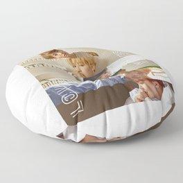 BTS LOVE YOURSELF HER - L O V E Floor Pillow