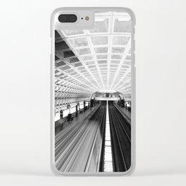 Commute Clear iPhone Case