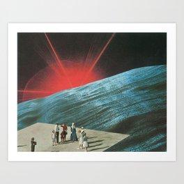 Ho-Hum Phenomena Art Print