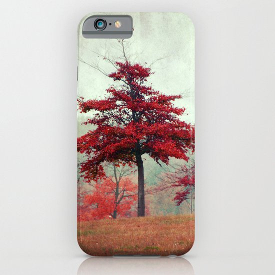 rosso iPhone & iPod Case