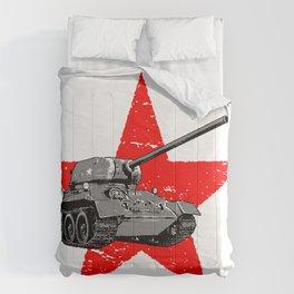 T-34-85 Soviet medium tank Comforters