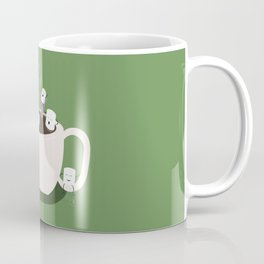 Marshmallow Hot Tub Coffee Mug