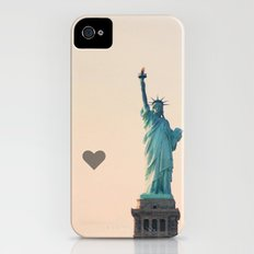 Lovely Lady iPhone (4, 4s) Slim Case