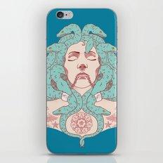 Tattooed Medusa iPhone & iPod Skin