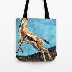Gazelle Tote Bag
