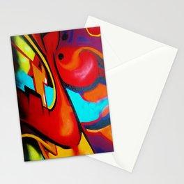 Prime Graffiti Stationery Cards