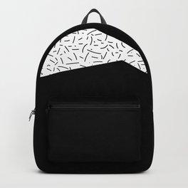 Speckled Black II Backpack