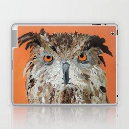 Wise Owl.  Hootie, Who, Who Laptop & iPad Skin