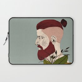 Rendered In Hipster Laptop Sleeve