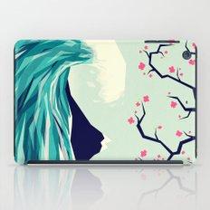 Falling in love 2 iPad Case