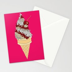 Icescream Stationery Cards
