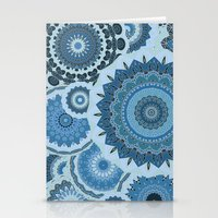 gypsy Stationery Cards featuring GYPSY by Monika Strigel